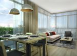 One bed_Livingroom1