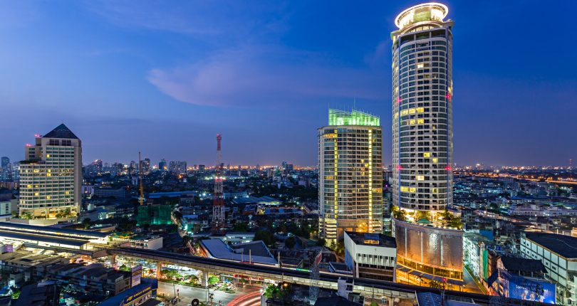 Land prices to rise with Bangkok's new mass transit lines