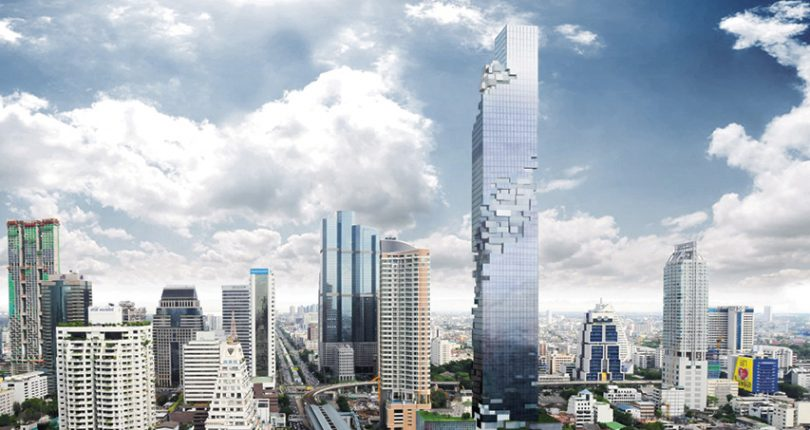 Investment in Bangkok Commercial Real Estate and Office Space