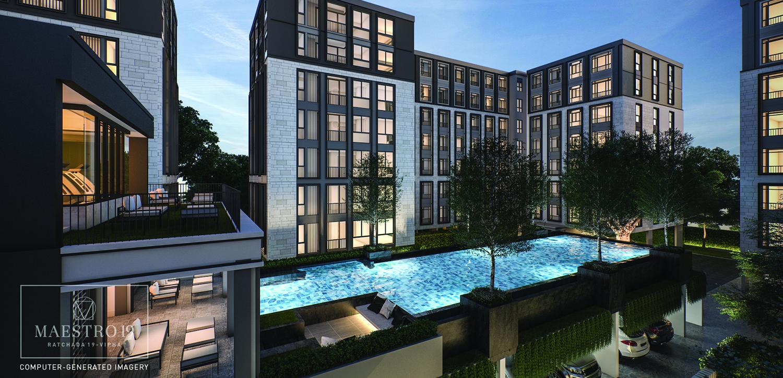 Maestro 19 Condominium for Sale in Bangkok