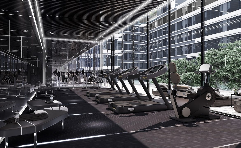 Fitness Club Ideo Mobi