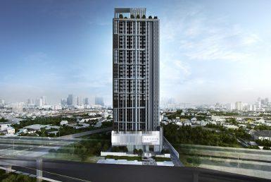 Building Metris Rama 9 Condo