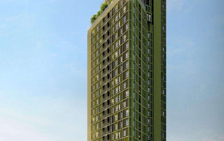 Metris Ladprao Condominium Bangkok