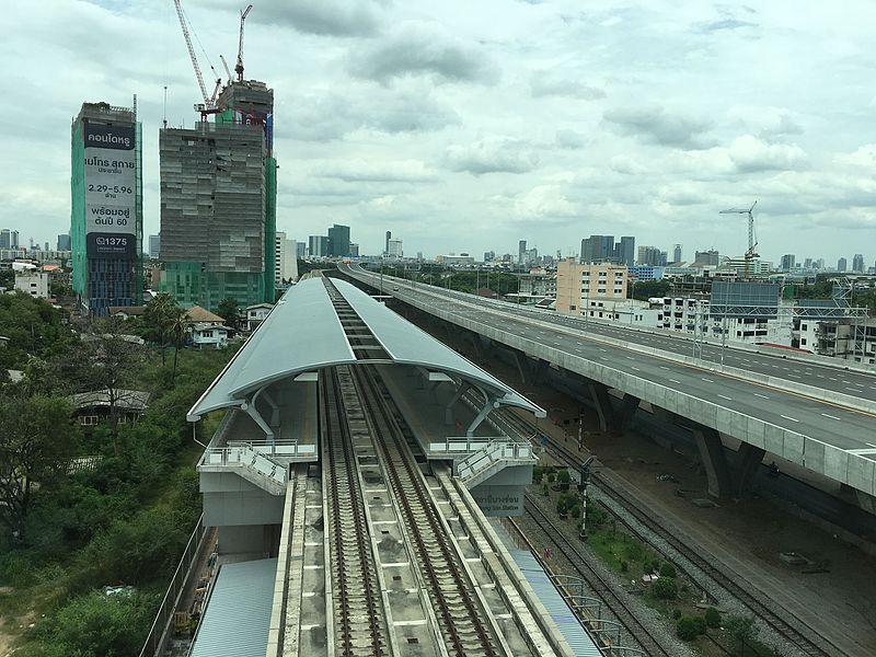 Bang Sue: The New Transportation Hub of ASEAN