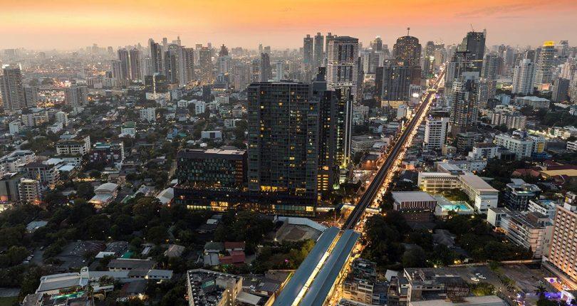 Sukhumvit Road: An Aorta of Bangkok's Transportation (A Highway of Contrasts)