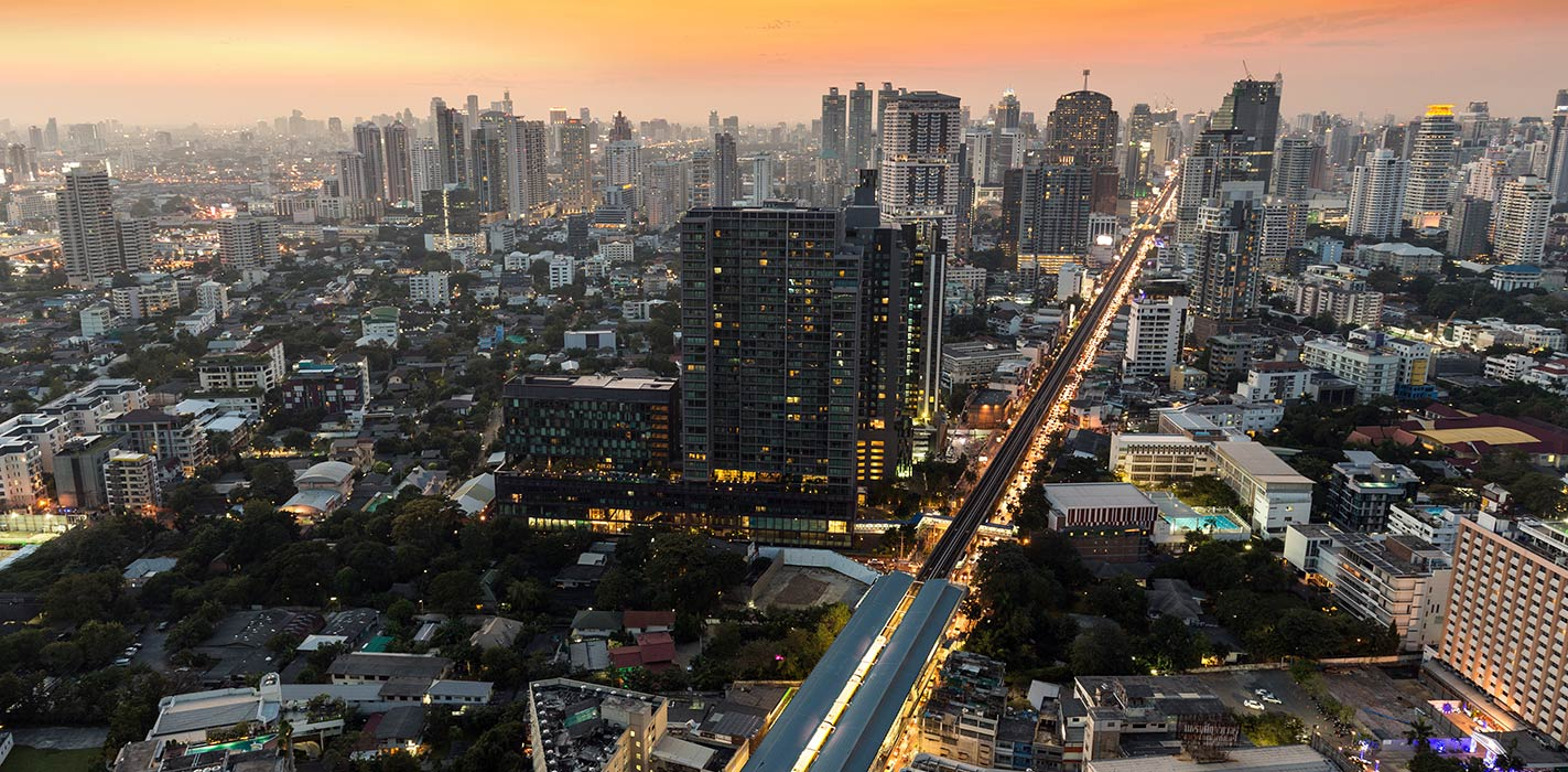Sukhumvit Road: An Aorta of Bangkok's Transportation (A Highway of Contrasts)