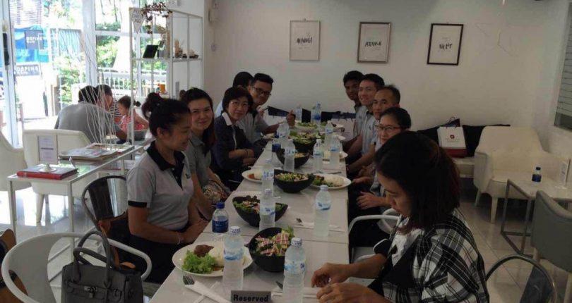 A Memorable Property Tour around Bangkok's CBD.