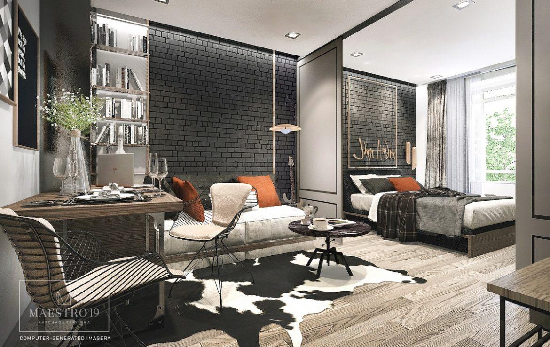 Maestro 19 Condo Studio Apartments