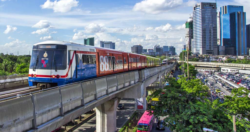 Chatuchak-Mo-Chit District: The New Potential CBD of Bangkok