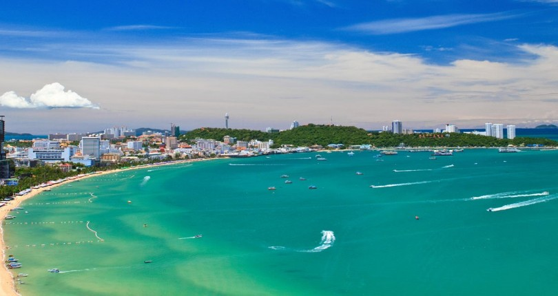 PATTAYA: REAL ESTATE ON DEMAND PAIRING TOURISM GROWTH