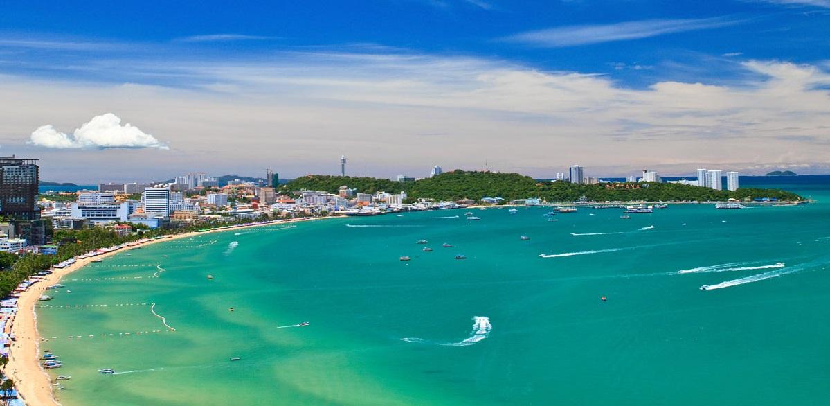 PATTAYA: REAL ESTATE ON DEMAND PAIRING TOURISM GROWTH