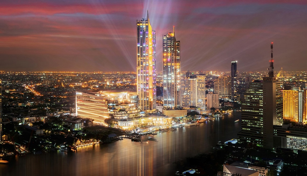 BANGKOK'S REAL ESTATE PERIPHERAL MARKETS OFFER EXCELLENT POTENTIAL