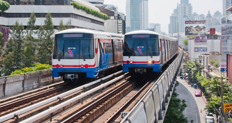A Detailed Review of Bangkok's Mass Transit Railway System