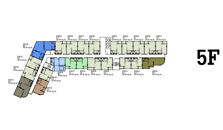d-Eco3 Condominium Pattaya