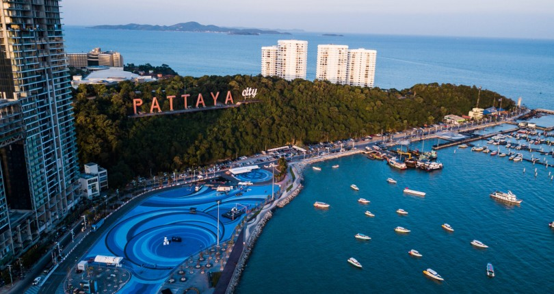 Changes of Real Estate in Pattaya